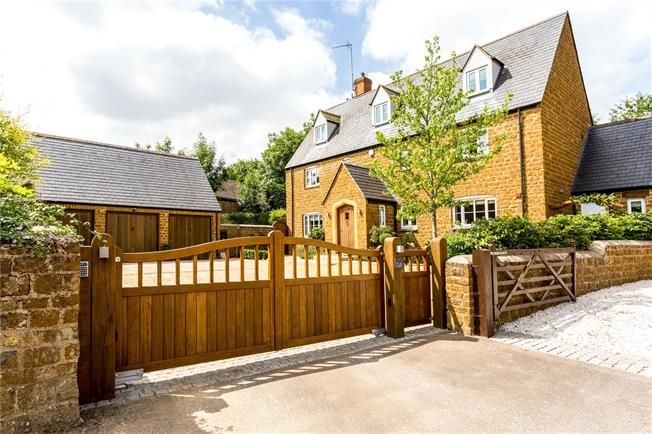Guide Price £1,100,000, 6 Bedroom Detached House For Sale in Shutford, OX15