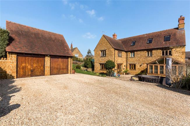 Guide Price £900,000, 6 Bedroom Detached House For Sale in Horley, OX15