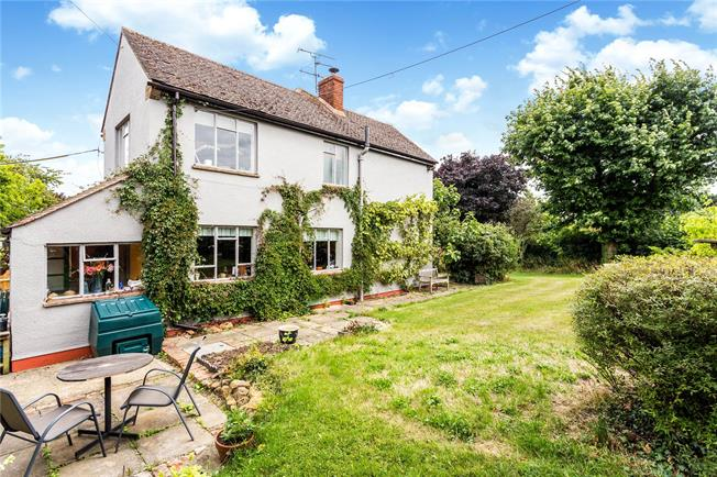 Guide Price £475,000, 4 Bedroom Detached House For Sale in Great Bourton, OX17