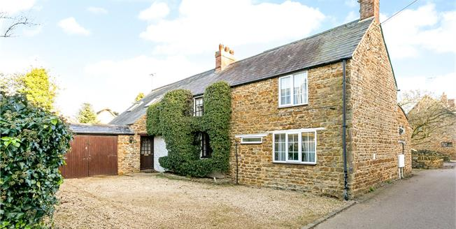 Guide Price £450,000, 4 Bedroom Semi Detached House For Sale in Banbury, Oxfordshire, OX17