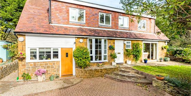 Guide Price £460,000, 3 Bedroom Detached House For Sale in Swalcliffe, OX15