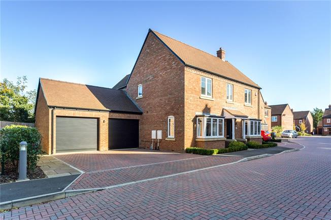 Guide Price £489,950, 5 Bedroom Detached House For Sale in Bodicote, OX15