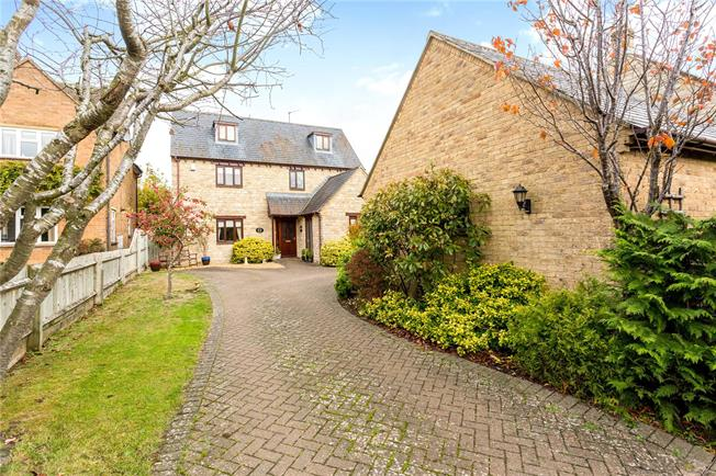 Guide Price £675,000, 6 Bedroom Detached House For Sale in Evenley, NN13