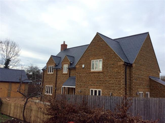 Guide Price £600,000, 4 Bedroom Land For Sale in Banbury, Oxfordshire, OX15
