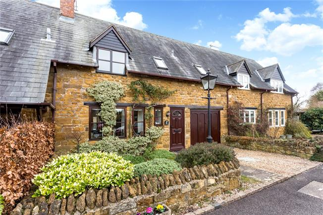 Guide Price £375,000, 2 Bedroom Terraced House For Sale in Hanwell, OX17