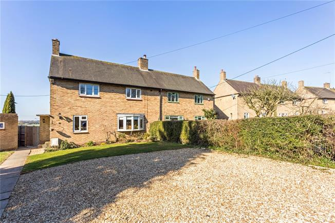 Guide Price £365,000, 3 Bedroom Semi Detached House For Sale in Southam, CV47