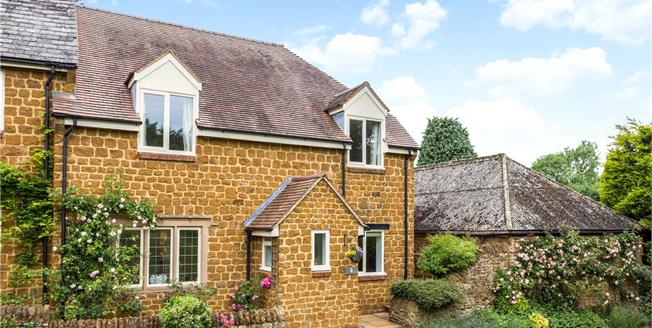 Guide Price £499,950, 3 Bedroom Semi Detached House For Sale in Wroxton, OX15