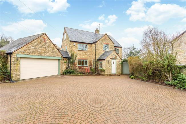 Offers in excess of £799,000, 6 Bedroom Detached House For Sale in Mixbury, NN13