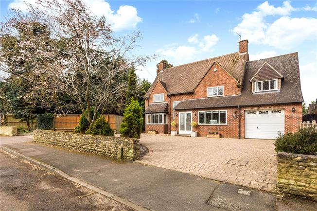 Guide Price £650,000, 4 Bedroom Garage For Sale in Banbury, OX16