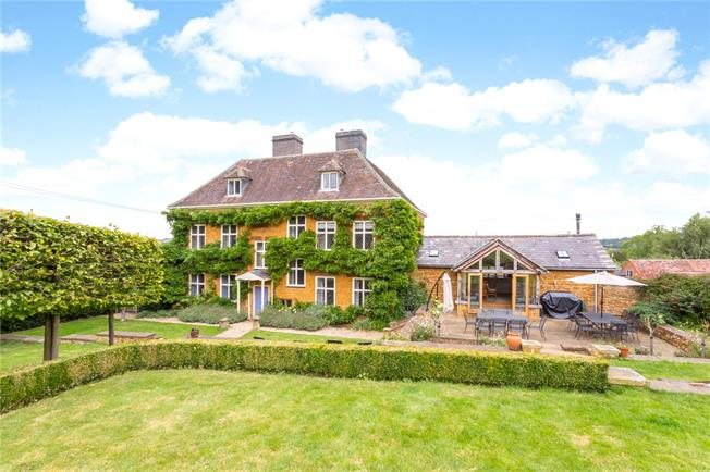 Guide Price £1,675,000, 6 Bedroom Detached House For Sale in Banbury, OX17