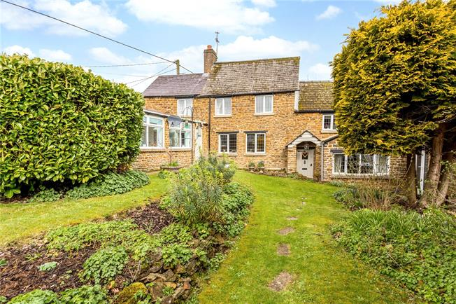 Guide Price £425,000, 3 Bedroom Detached House For Sale in Byfield, NN11