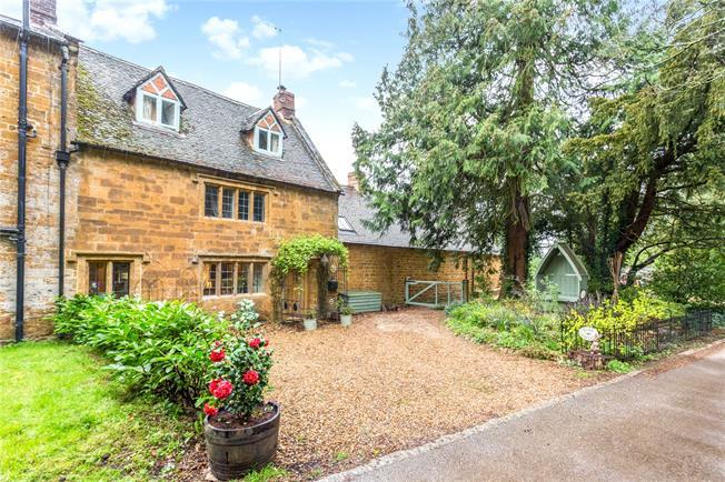 Guide Price £385,000, 3 Bedroom Terraced House For Sale in Avon Dassett, CV47