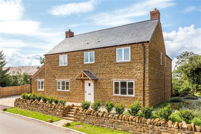 Guide Price £599,500, 4 Bedroom Detached House For Sale in Southam, Warwickshire, CV47