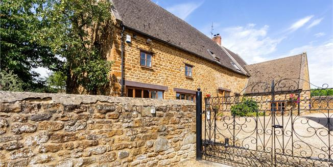 Guide Price £895,000, 4 Bedroom Detached House For Sale in Banbury, Oxfordshire, OX15