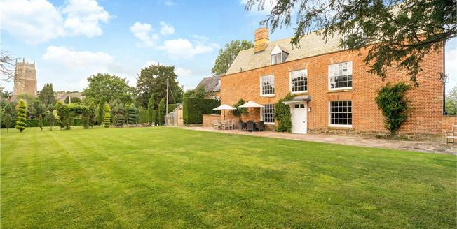 Guide Price £1,895,000, 7 Bedroom Detached House For Sale in Banbury, Oxfordshire, OX15
