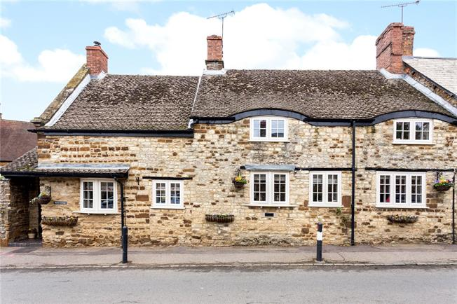 Offers in the region of £650,000, 4 Bedroom Semi Detached House For Sale in Banbury, Northamptonshire, OX17