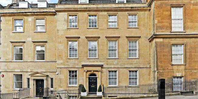 Guide Price £1,750,000, 4 Bedroom Terraced House For Sale in Bath, BA1