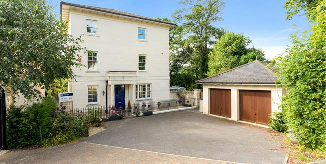 Guide Price £1,195,000, 5 Bedroom Detached House For Sale in Bath, BA1