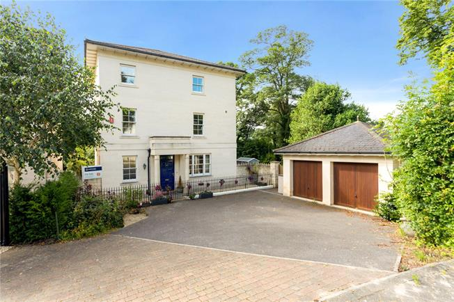 Guide Price £1,250,000, 5 Bedroom Detached House For Sale in Bath, BA1