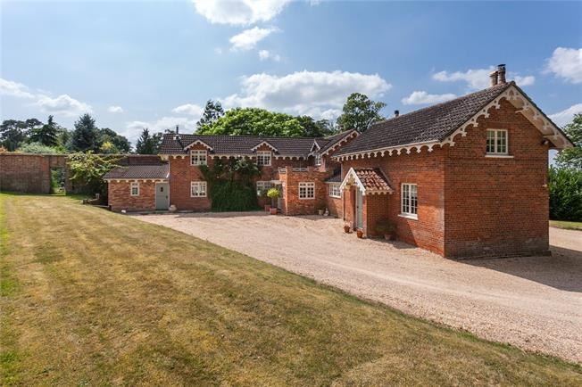 Offers in excess of £1,000,000, 5 Bedroom Detached House For Sale in Wiltshire, SN12