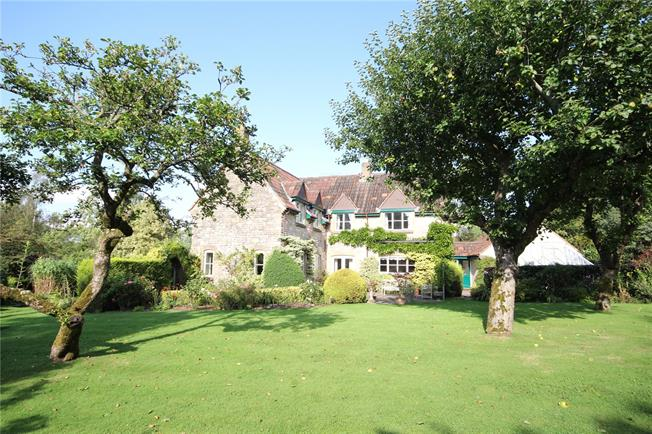 Guide Price £750,000, 5 Bedroom Detached House For Sale in Kilmersdon, BA3