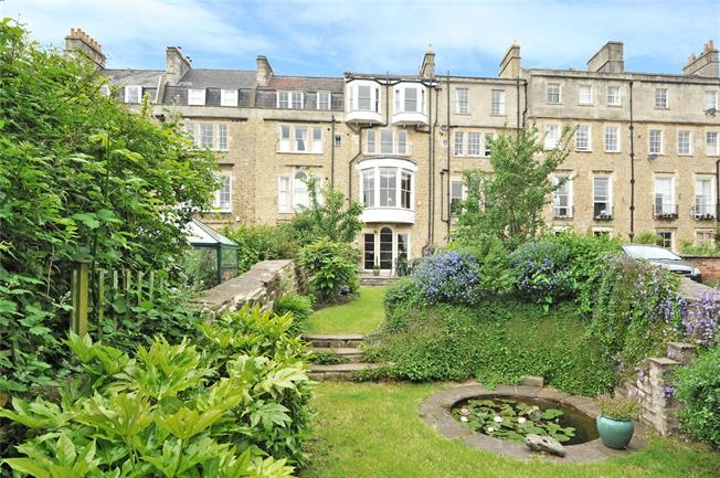 Offers in excess of £1,650,000, 5 Bedroom Terraced House For Sale in Bath, BA1