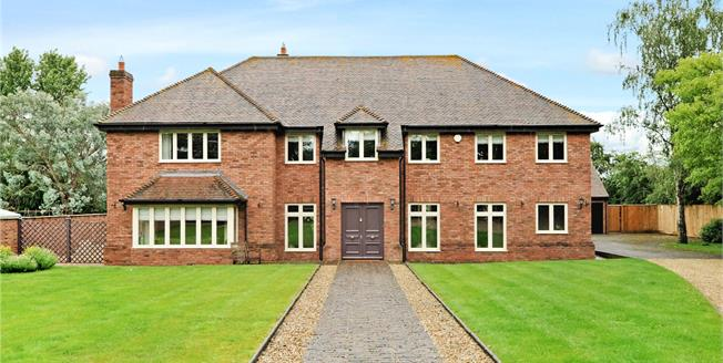 Guide Price £935,000, 5 Bedroom Detached House For Sale in Melksham, SN12