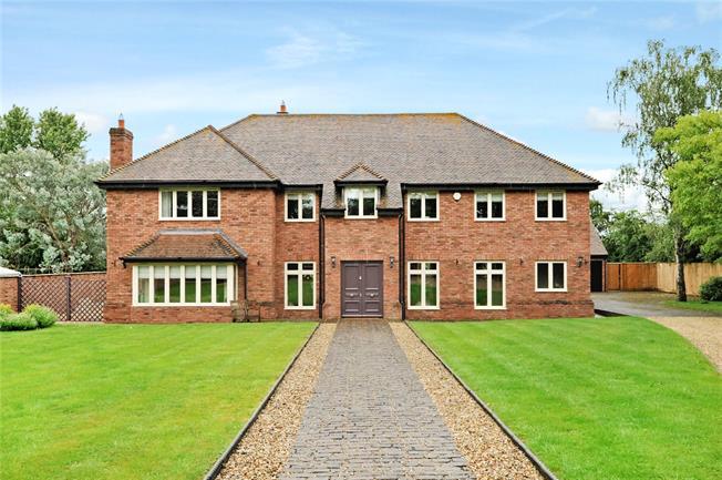 Guide Price £935,000, 5 Bedroom Detached House For Sale in Melksham, SN12