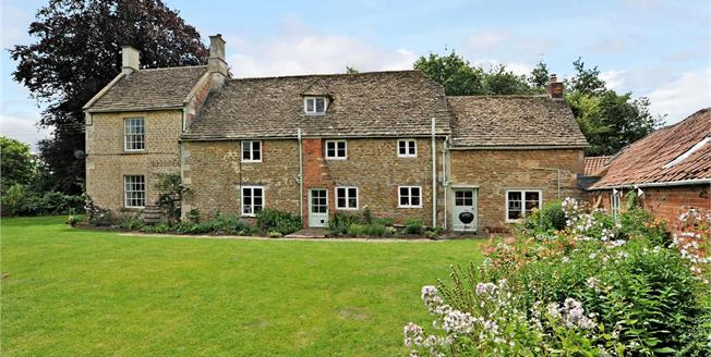 Guide Price £850,000, 6 Bedroom Detached House For Sale in Wiltshire, BA14