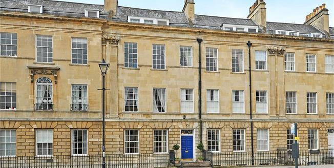 Guide Price £499,000, 2 Bedroom Flat For Sale in Bath, BA2