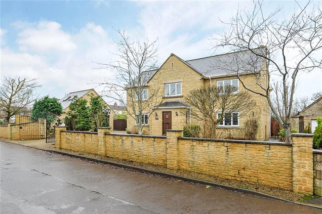Offers in excess of £625,000, 4 Bedroom Detached House For Sale in Timsbury, BA2