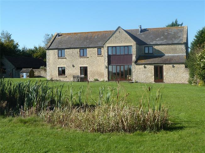Guide Price £1,225,000, 5 Bedroom House For Sale in North Wraxall, SN14