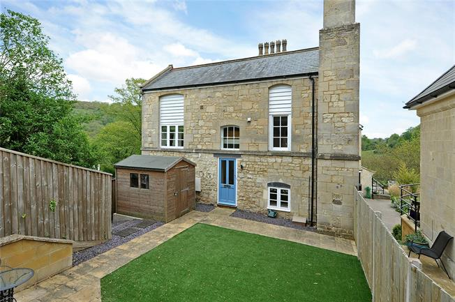 Guide Price £325,000, 3 Bedroom Detached House For Sale in Monkton Combe, BA2
