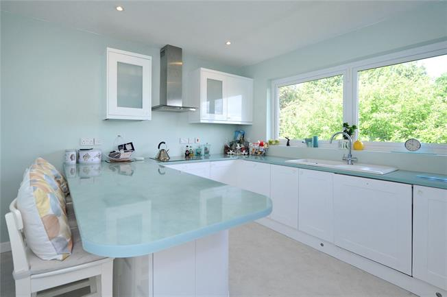 Guide Price £550,000, 4 Bedroom Detached House For Sale in Bath, BA2