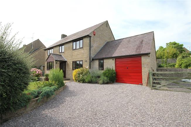 Guide Price £650,000, 4 Bedroom Detached House For Sale in Gloucestershire, SN14