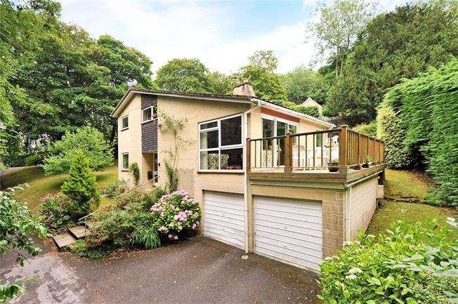 Guide Price £835,000, 4 Bedroom Detached House For Sale in Bath, BA2