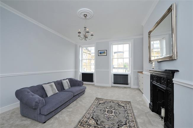 Guide Price £450,000, 2 Bedroom Flat For Sale in Bath, BA1