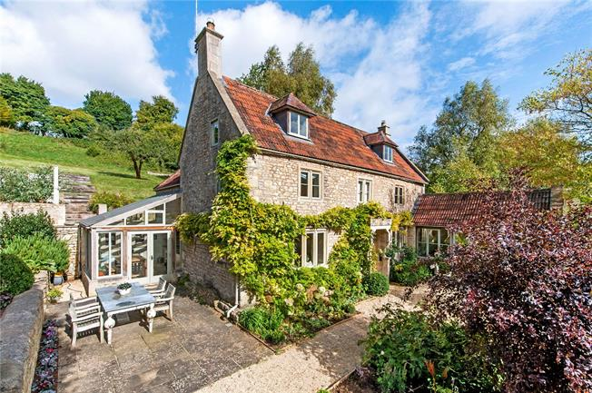 Guide Price £1,350,000, 4 Bedroom Detached House For Sale in Combe Hay, BA2