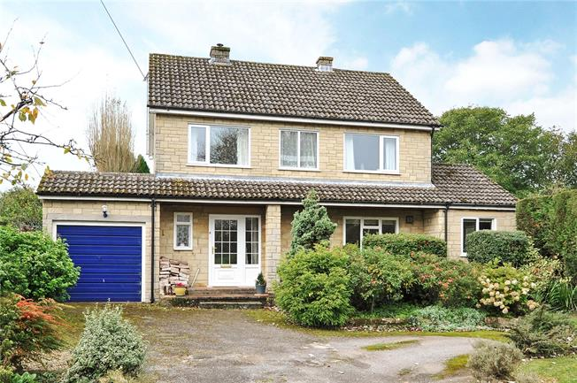 Guide Price £500,000, 4 Bedroom Detached House For Sale in Nettleton, SN14