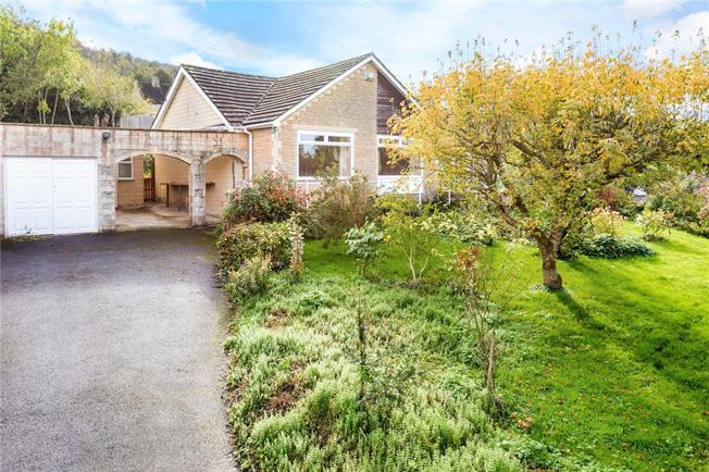 Guide Price £450,000, 3 Bedroom Bungalow For Sale in Bathford, BA1