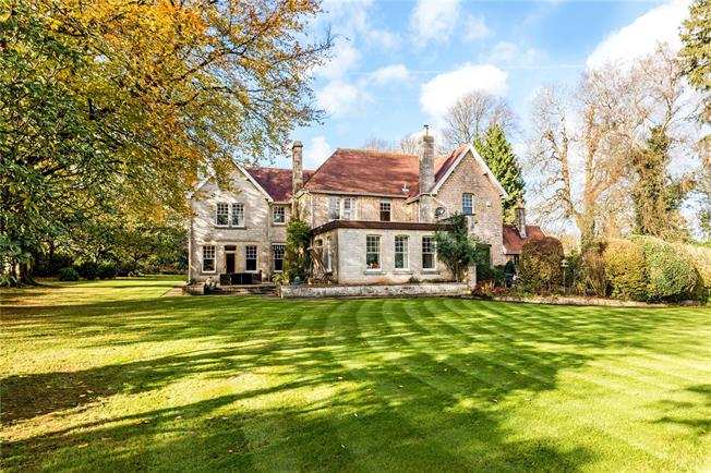 Guide Price £1,250,000, 6 Bedroom Detached House For Sale in Midsomer Norton, BA3