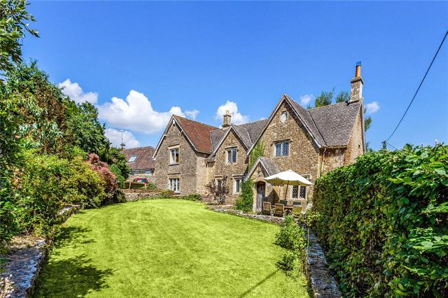 Guide Price £625,000, 4 Bedroom Detached House For Sale in Norton St. Philip, BA2