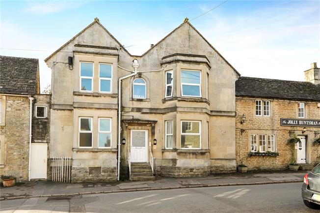 Guide Price £425,000, 3 Bedroom Terraced House For Sale in Kington St. Michael, SN14