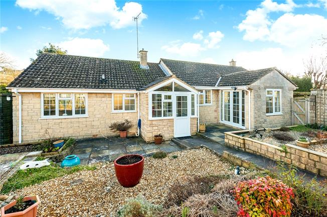 Guide Price £475,000, 3 Bedroom Garage For Sale in Norton St. Philip, BA2