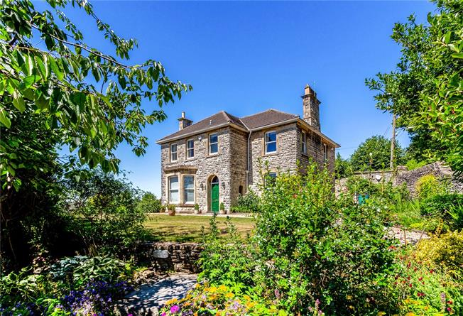 Guide Price £750,000, 4 Bedroom Detached House For Sale in Radstock, BA3