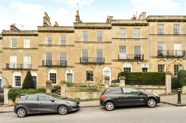 Offers in excess of £1,000,000, 5 Bedroom Terraced House For Sale in Bath, BA2