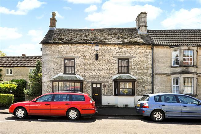 Guide Price £275,000, 3 Bedroom Terraced House For Sale in Gloucestershire, SN14