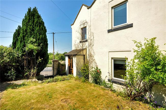Guide Price £400,000, 3 Bedroom Detached House For Sale in Hinton Charterhouse, BA2