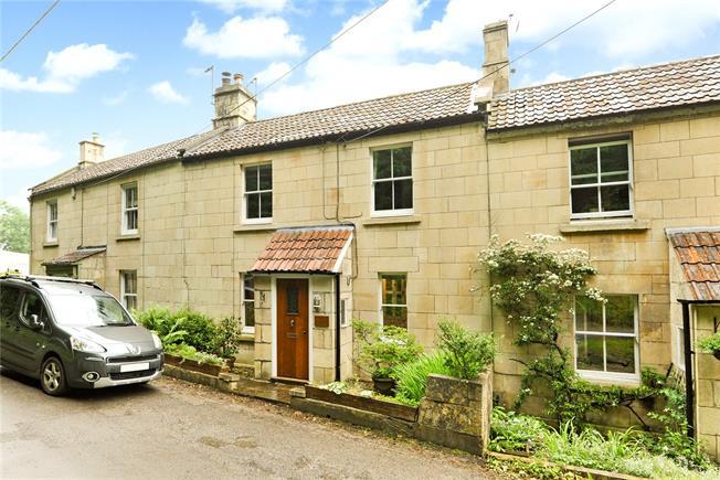 Guide Price £350,000, 3 Bedroom Terraced House For Sale in Kingsdown, SN13