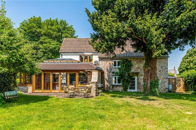 Offers in excess of £800,000, 4 Bedroom Detached House For Sale in Bath, BA2